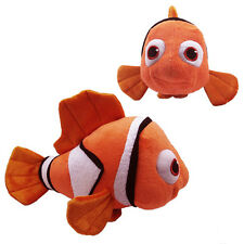 "Cute 10"" Finding Nemo Figures Stuffed Plush Soft Doll Kid Children Kids Toy New"