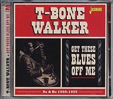 T-Bone Walker - Get These Blues Off Me (As & Bs 1950-1955) (2015) 2CD NEW/SEALED