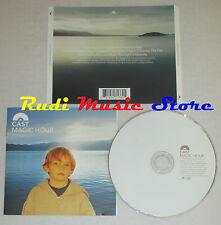 CD CAST Magic hour 1999 uk POLYDOR 547 176-2 lp mc dvd