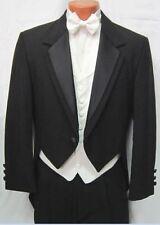 2016 Mens Black Wedding Suits Fulldress Tuxedo Masonic(Jacket+Trouser+Vest +Tie)