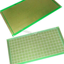 1 x Single Side 13x25 cm 130x250 mm Prototype PCB Circuit Board FR4 4050 Holes