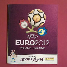 Panini EM 2012 Leeralbum internationale Version - Album EURO 12