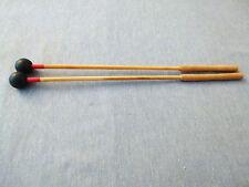 (Übungs)- Schlägel  mit Gummikopf für Xylophon, Metallophon u.ä.