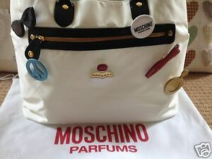 NEW ⭐️MOSCHINO⭐️Limited Edition⭐️BROOCHES Purse BAG⭐️