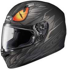HJC FG-17 Mamba(Jorge Lorenzo) Full-Face Helmet, MC-5F Flat/Matte Black,Large/LG