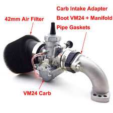 Mikuni VM24 Carburetor 28mm Carb 140cc 150cc 160cc For CRF50 SSR Pit Dirt Bike