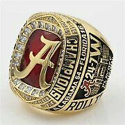2016 Alabama Crimson Tide SEC CHAMPIONSHIP RING