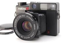 【Near Mint】Plaubel Makina 67 Medium Format Film Camera from Japan-#1862