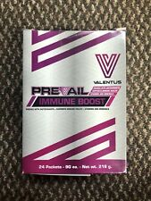 Valentus Prevail IMMUNE BOOST New Sealed Box 24 Packets Free Shipping!!