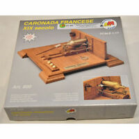 Mantua Cannons and Weapons - Choice of Model Kits Available