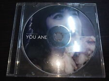 Park Bom You and I  Digital Single Promo CD Great Cond. 2NE1 Rare Not for Sale