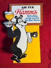 New listing 1983 Hamms (Table advertisement) Perfect condition !