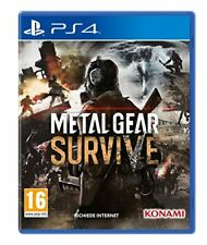 Konami Ps4 Metal Gear Survive 232960