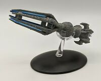 Eaglemoss Star Trek # 22 KRENIM TEMPORAL WEAPON SHIP Ship w/ BOX No Magazine