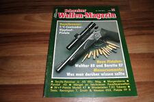 SCHWEIZER WAFFEN MAGAZIN # 15/1984 -- TEST: REMINGTON 7-S&W 659-FEG Pistole FP 9