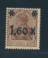 DT. REICH 1921, Mi. 154 I b **, Farbabart geprüft INFLA!! Mi. 230,--!!