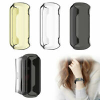 Full Cover Screen Protector & TPU Case Clear For Samsung Galaxy Fit-e SM-R375