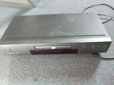 Philips Magnavox DVD611 DVD/CD Player + AV Cables | Tested Working