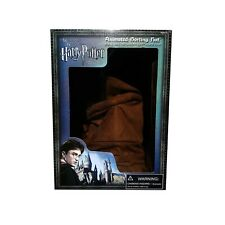 Wizarding World Harry Potter Talking Animated Hogwarts House Sorting Hat