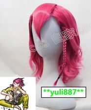 Danganronpa 3 Kazuichi Souda Style Cosplay Party Full Wig Hair New