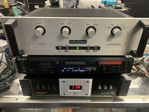 Vintage Audio Research LS3B Class A Preamplifier, Brushed Aluminum