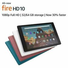 NEW Amazon Fire HD 10 Tablet 32GB (9th Generation) - ALL...