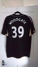 Tottenham Hotspur Espuelas Jonathan Woodgate 2008/2009 3rd Camiseta Jersey-XXL