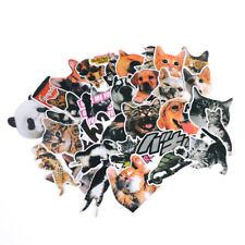 30Pcs/Bag Cute Pets Stickers Skateboard Laptop Bicycles Car DIY Decal StickersEP