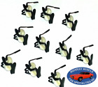 Ford Lincoln Mercury Nos Body Side Moulding Molding Trim Clip Fastener 10pc A