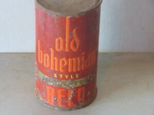 OLD. BOHEMIAN.  BEER. SOLID.  COLORFUL. O.I. IRTP. CLEVELAND.  FLAT TOP
