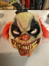 DON POST BLUDIE THE CLOWN 2001 QUALITY HALLOWEEN  MASK BY THE PAPER MAGIC GROUP.