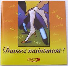 DANSEZ MAINTENANT . COMPILATION  READER'S DIGEST . 5 CD