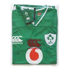Canterbury Vodafone Mens Irish Six Nations Rugby Jersey/Shirt 2019-2020 - Size M