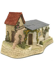 David Winter Cottages The Coal Shed 1989 Collectors Piece No 6 Coa and Box