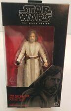 Star Wars Black Series Luke Skywalker (Jedi Master) #46 - 6 inch Figure