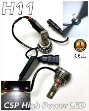 Bumper Fog Light H11 36W X2 High Power CSP LED Bulb 6000K Xenon White M1 HM