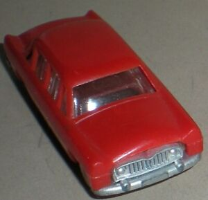 RED SIMCA for AF 24566 New Haven Automobile Carrier #1