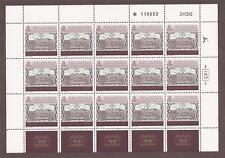 Israel 1992 Rabbi Shalom Sharabi Full Sheet Scott 1119  Bale 1080
