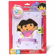 Dora the Explorer Personalized Diary with Pen