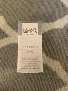 Christian Breton Eye Priority Liftox Serum Anti Wrinkle.