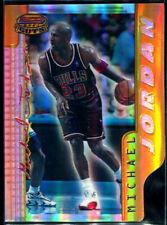 1996-97 Michael Jordan Topps Bowmans Best Cuts DIE CUT REFRACTOR