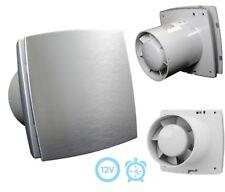 """WC-Lüfter 125mm Haus- und Badlüfter /""""BF/"""" mit 12V-Motor 41026 Raumlüfter"""