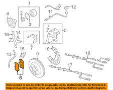 VW VOLKSWAGEN OEM 07-10 Touareg Brake-Front Pads 7L6698151J