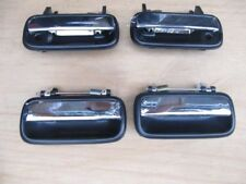 FIT FOR TOYOTA Pickup 88-97 4RUNNER 90-95 CHROME OUTSIDE DOOR HANDLE SET 2WD 4WD