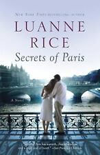 Secrets of Paris by Luanne Rice (2012, Paperback)