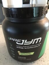 Pre Jym Supplement Science  Preworkout Rainbow Sherbet Used 19/20 Servings