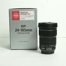 CANON EF 24-105 F3,5-5,6 STM CANON PASS