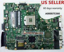 A000075380 Motherboard for Toshiba Satellite L650 L655 DA0BL6MB6G1 USA Loc, A