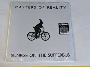 Masters of Reality - Sunrise On the Sufferbus LP NEW Vinyl FREE SHIP US