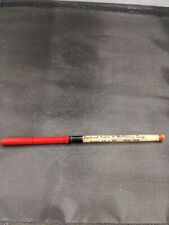Vtg Aspirin  Pencil Forslund pump and machinery Kansas City Advertising